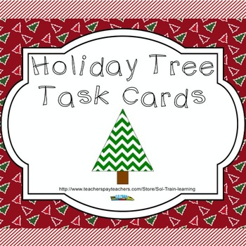 holiday-task-cards