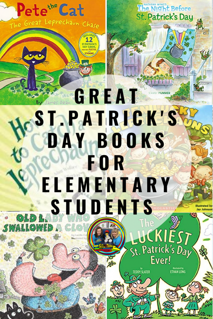 St.Patrick's Day Books
