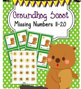 Groundhog Scoot Game