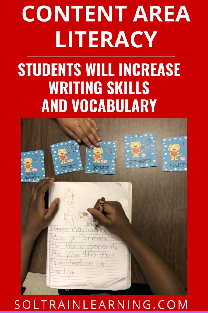 February Student Writing