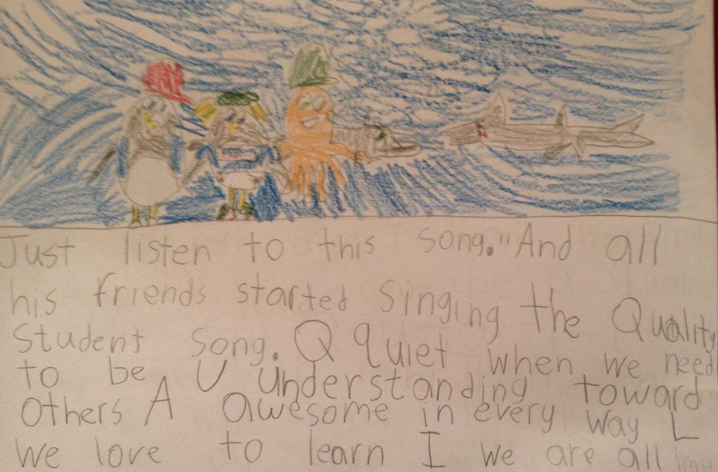First Grade Social Studies Journal