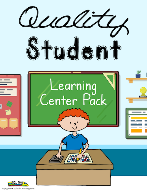 A free classroom behavior resource