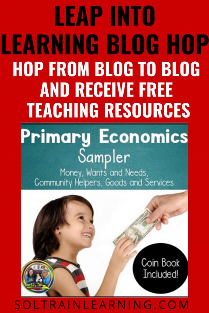 Free Primary Economics Sampler