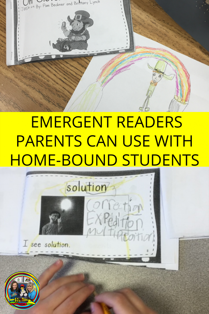 picture of emergent reader