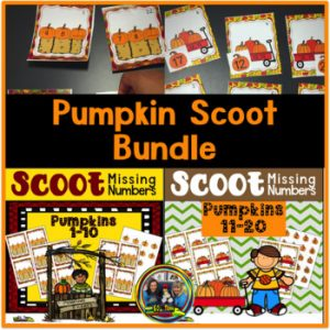 picture of pumpkin scoot math games