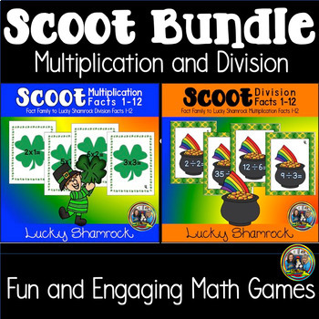 cover of St.Patrick's Day games