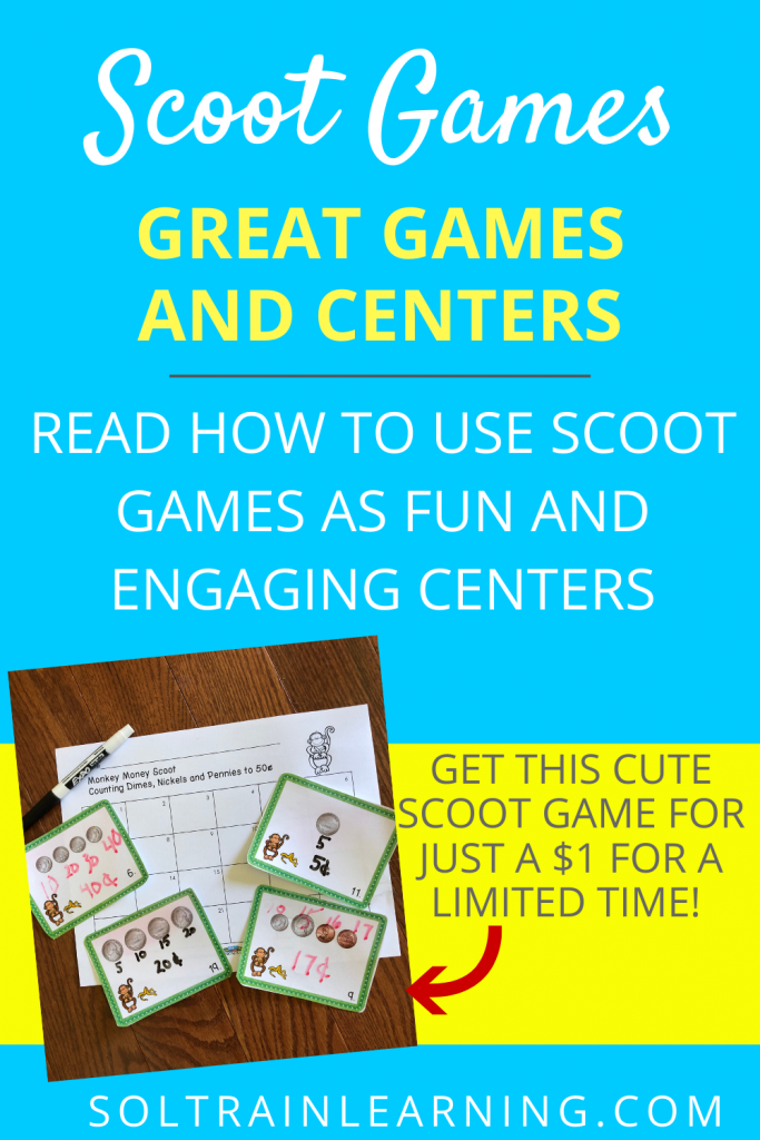 games and centers