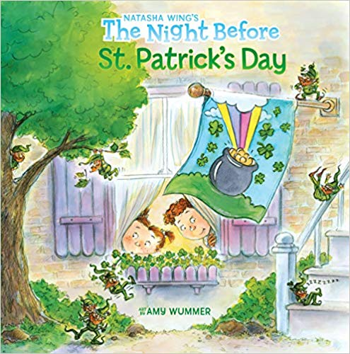 St.Patrick's day book for kids